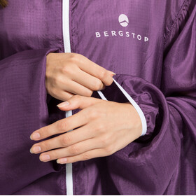 Bergstop SilkLiner Sovepose, violet